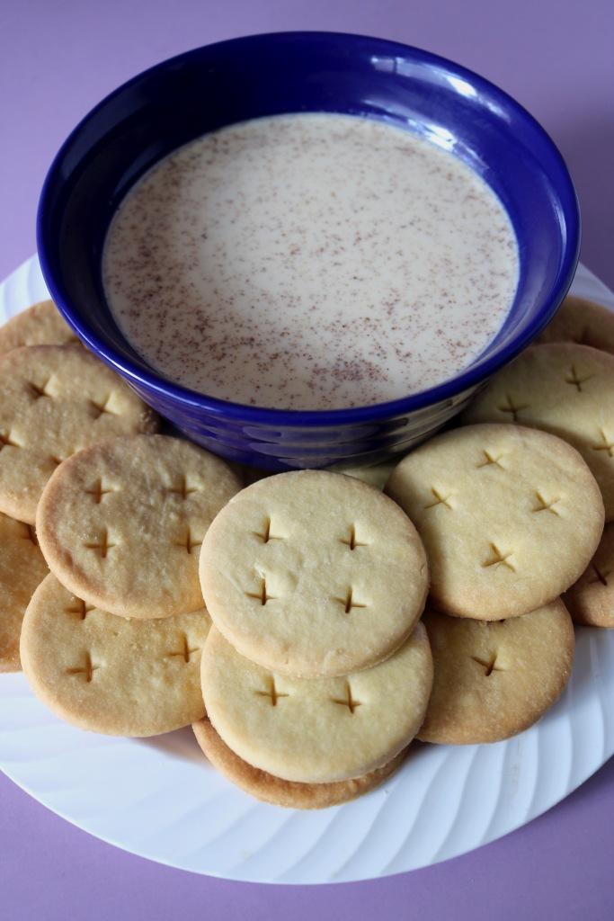 Creme de la Creme a la Edgar and Roquefort's Cookie Recipes from Disney's The Aristocats.