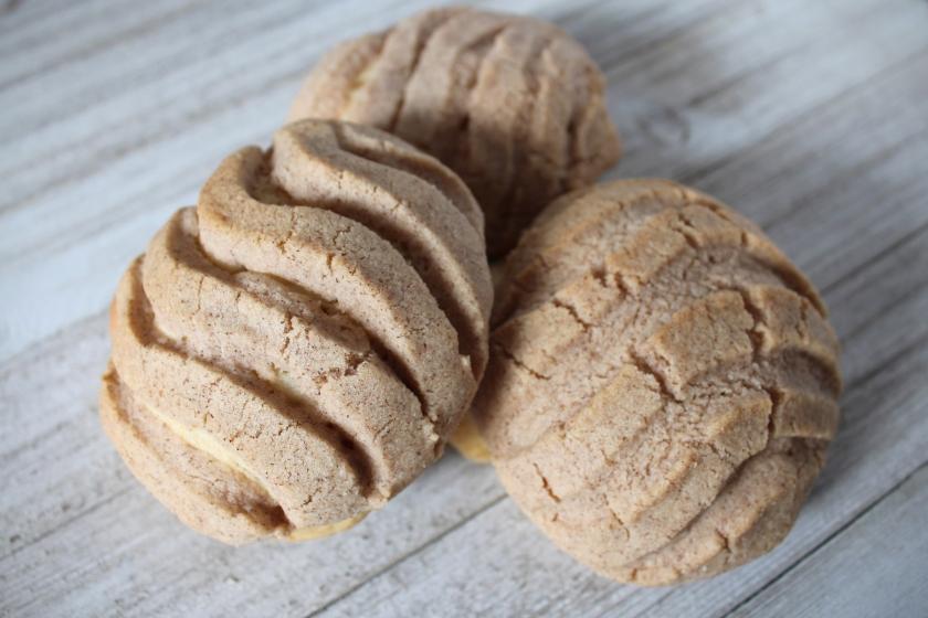 Dante's Concha Bread Recipe from Disney and Pixar's Coco.