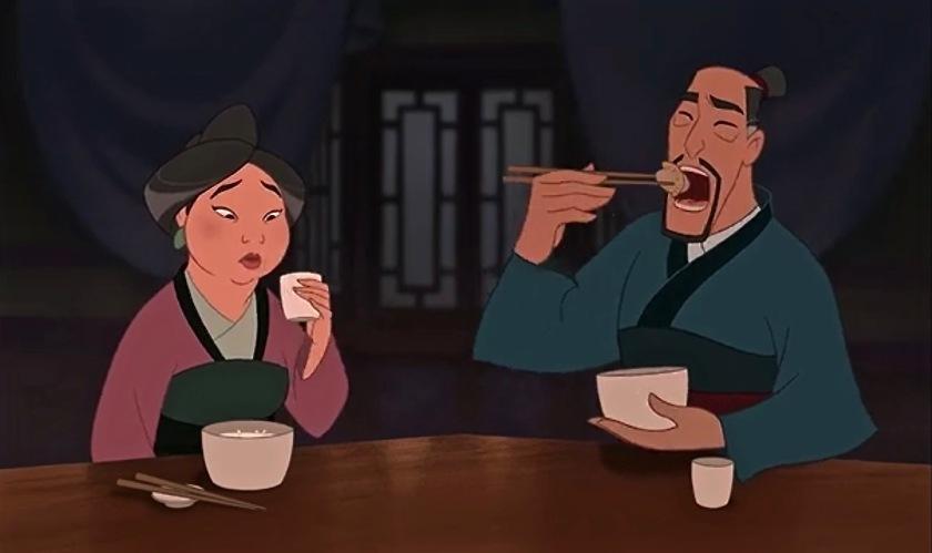 The Faa Family and Mushu's Pork Dumpling or Potsticker Recipe from Disney's Mulan.