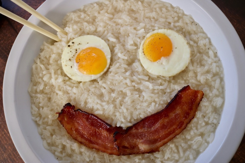 Mushu's Happy Porridge Recipe from Disney's Mulan.