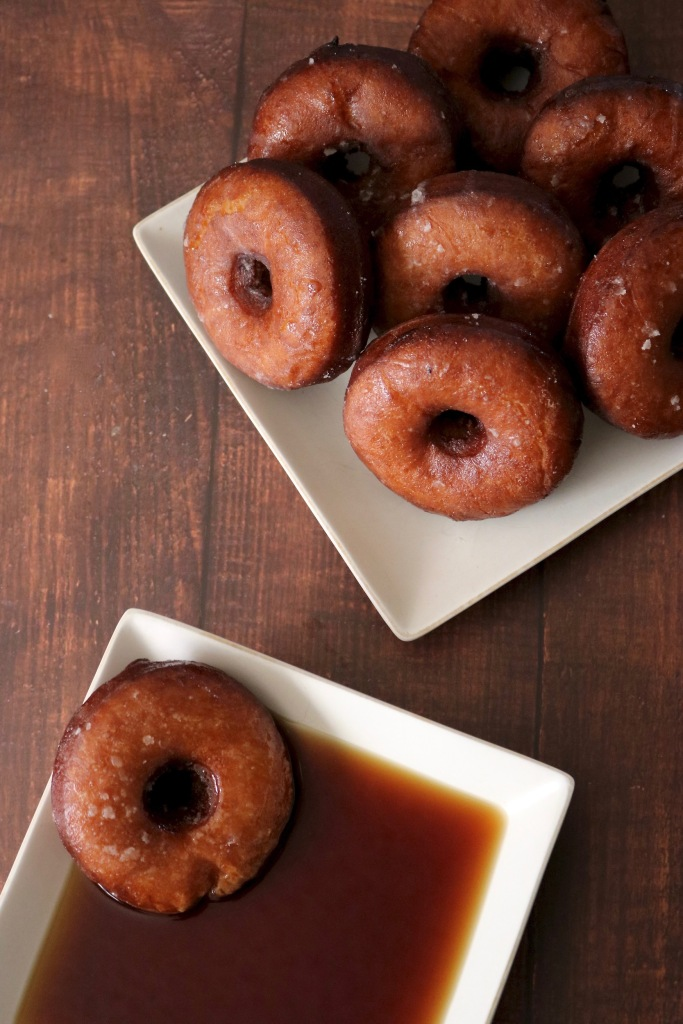 Lady's Doughnut or Donut Recipe from Disney's Lady and the Tramp.