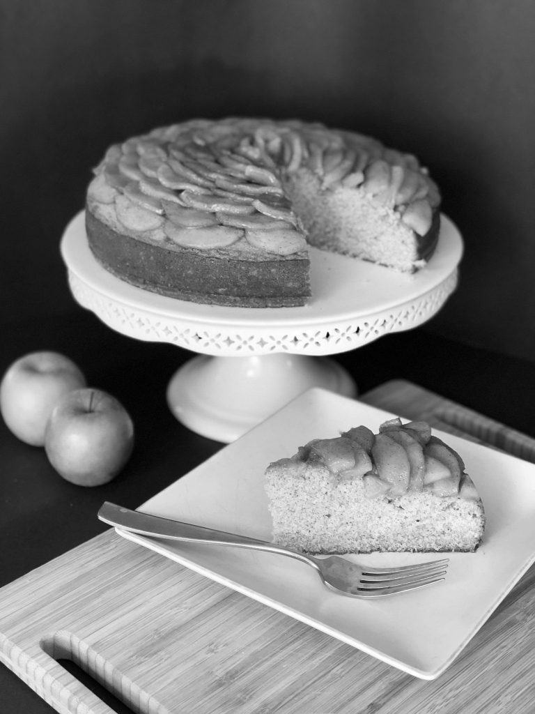 Mrs. Frankenstein's Dutch Apple Cake from Disney and Tim Burton's FrankenWeenie.