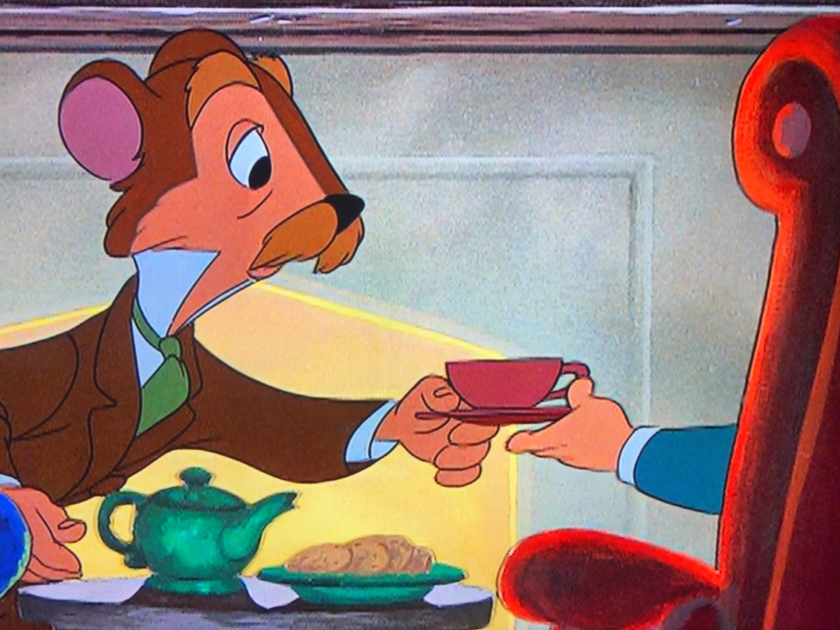 Ratty and Mole's Crumpet Recipe from Disney's The Adventures of Ichabod and Mr. Toad or the Wind in the Willows.