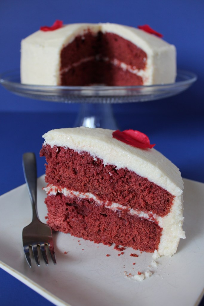 Ichabod's Red Velvet Cake Recipe from Disney's The Adventures of Ichabod and Mr. Toad, or Sleepy Hollow.
