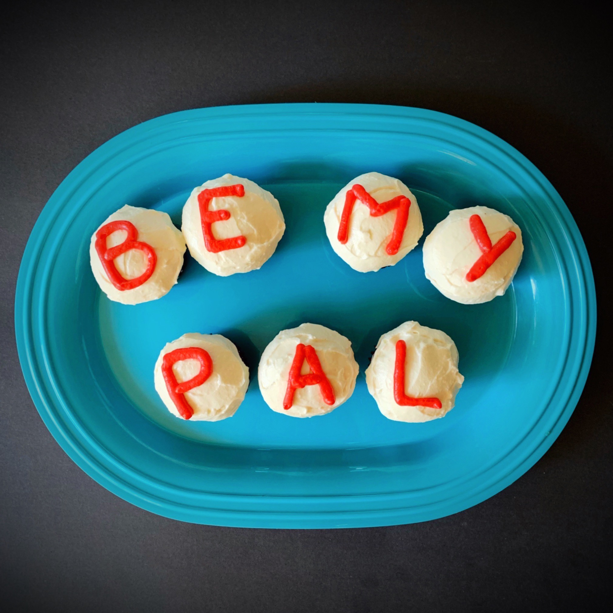 Be My Pal Cupcake Recipe from Disney and Pixar's Monster's University
