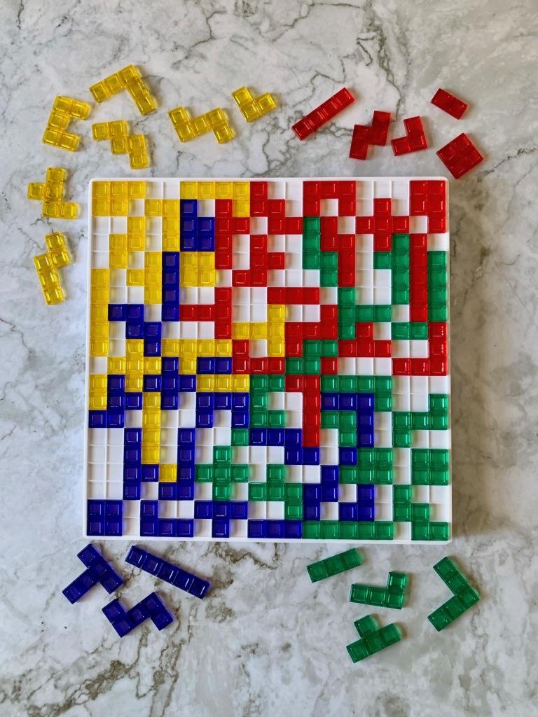 Tabletop Game Blokus by Mattel Games