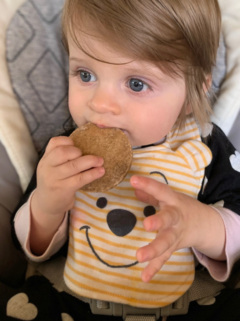 Homemade Teething Cookies Recipe