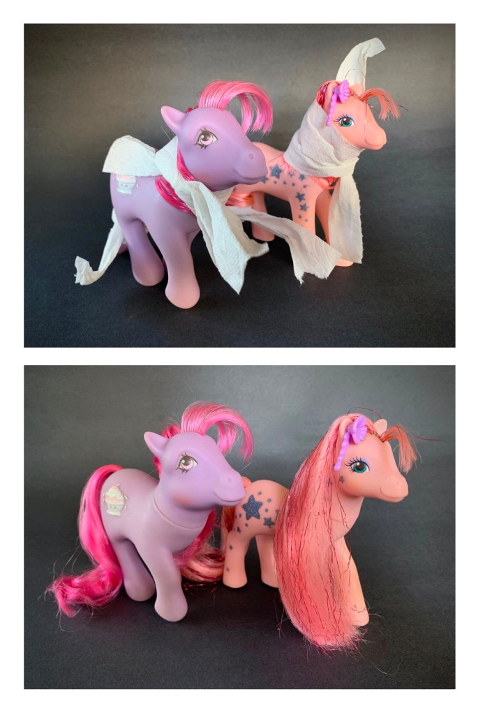 How to Clean My Little Pony Toys
