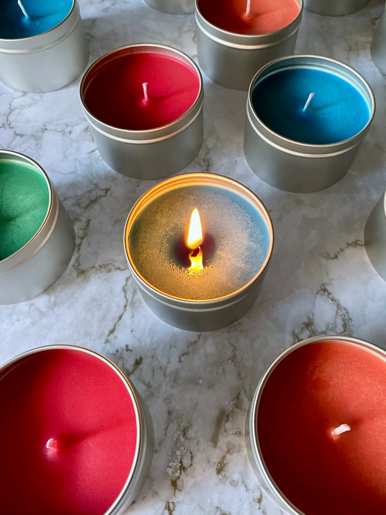 Lets Create Our Own Soy Candles