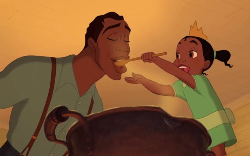 Tiana's Gumbo Recipe From Disney's The Princess and the Frog