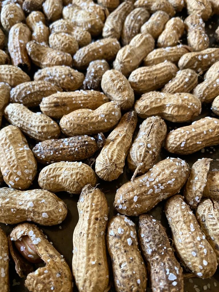 WDP Peanut Recipe