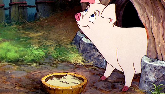 Hen Wen's Apple Porridge Recipe
